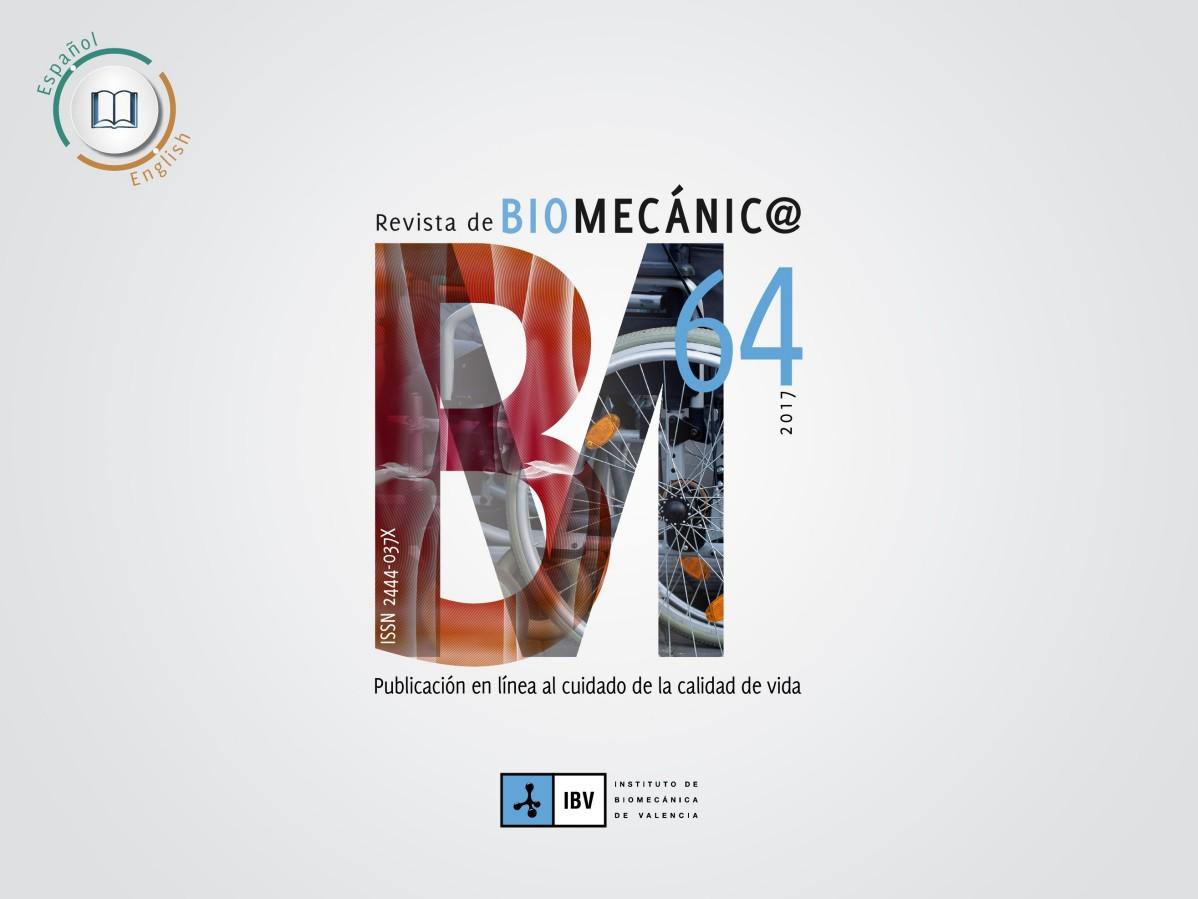 Revista de Biomecánica 64